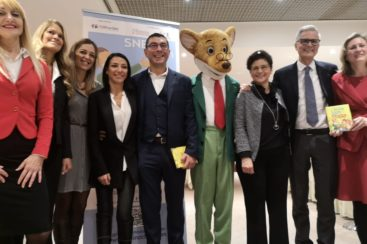#SNEinACTION: una campagna informativa con Geronimo Stilton per far conoscere lo Screening Neonatale Esteso